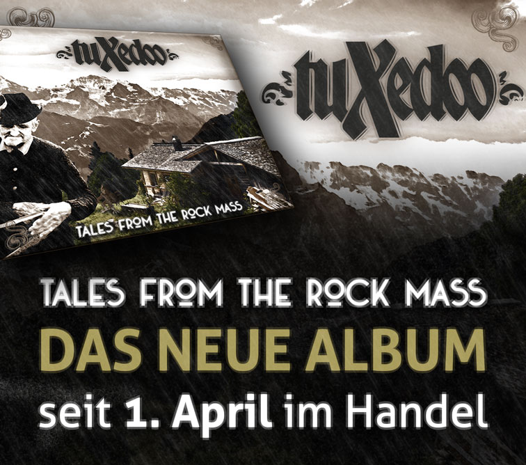 Neues Album 1. April Ankündigung
